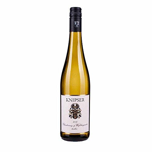 Chardonnay & Weißburgunder | Knipser | Pfalz | (1x 0,75l) Weißwein-trocken