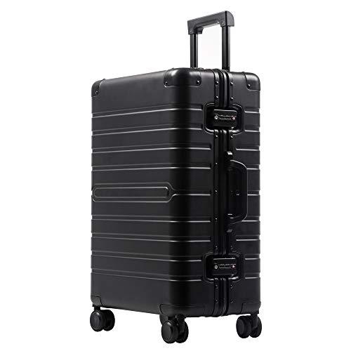 kroeus(クロース)スーツケース キャリーケース アルミ・マグネシウム合金ボディ TSAロック マット仕上げ