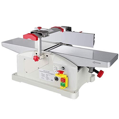 Anbull - Piallatrice a filo e spessore, 1280 W, spessore di taglio 0-3 mm, 9000 giri/min, 230 V/50 Hz