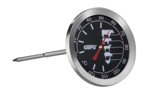 Gefu 21880 Analoges Bratenthermometer Messimo