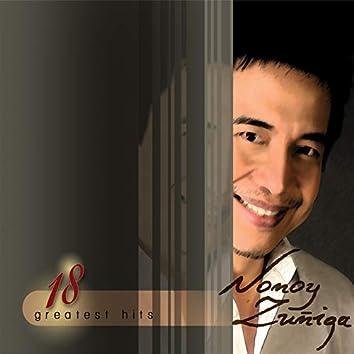 18 Greatest Hits - Nonoy Zuniga