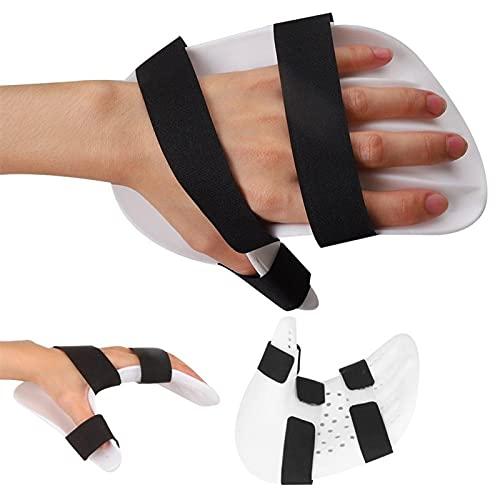 RTYG Confort Finger Orthotics Hand Fingerboard Estabilizador Inmovilizador para el Dispositivo de rehabilitación de Entrenamiento Terapia de Finger Terapia Magnética 6.5 (Color : Left)