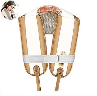 Masajeador Cervical De AcupresióN, 100 Modos: Control De Velocidad MúLtiple, ProteccióN Inteligente Contra El Sobrecalentamiento, Cervical-Hombro-Cintura-Piernas, Panel De Control Conveniente