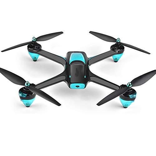 Ydq Drone para Principiantes, Drone con 720p Cámara HD para Video En Vivo para Jugar Adentro/Afuera 2.4g Modo Sin Cabeza,360° Giro Cámara Modo Sin Cabeza VR Funciones