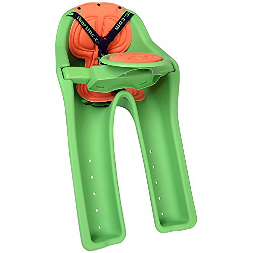 Product Image of the iBert Child Bicycle Safe-T-Seat, Green