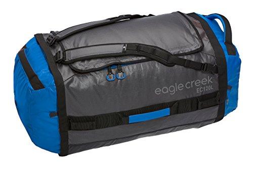 Reisetasche Cargo Hauler Duffel, 120 L, Blau/ Grau