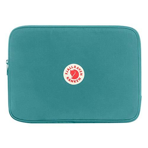 Fjällräven Kånken Laptop Case 13 Umhängetasche, 34 cm, Frost Green