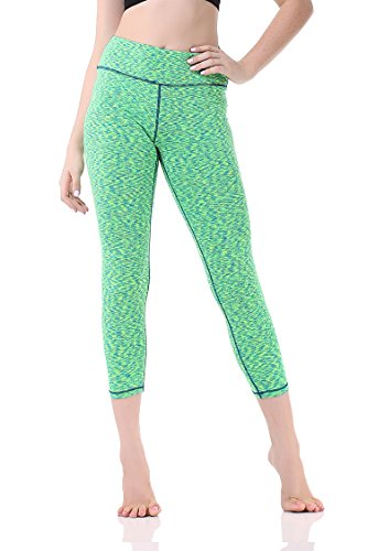 Pau1Hami1ton Leggins Mujer, Mallas Fitness Push Up Pantalones Deporte Running Yoga GP-07(3,S)