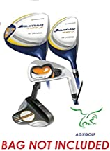 AGXGOLF Fury Junior Edition Golf Club Set for Ages 8-12; Heights of 48-60 inches: in Stock
