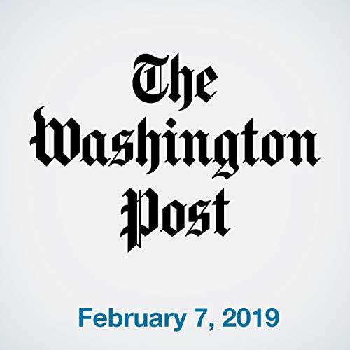 February 7, 2019 copertina