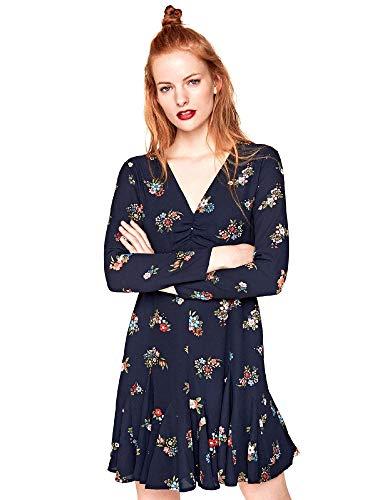 Pepe Jeans Jenna PL952389 Vestido, Multicolor (Multi 0AA), Large para Mujer