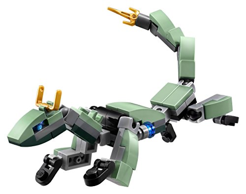 Lego 30428 Grüner Ninja Mech Drache Ninjago Movie Polybag