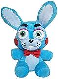 7'' FNAF BonBon Plush Toys, Freddy Plush | Five Nights Freddy's Plush: Springtrap, Foxy, Bonnie, RABIT, Marionette, Chica Plush | Kids Doll, Gifts for FNAF Fan