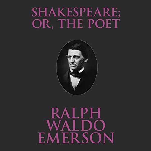 Shakespeare; Or, the Poet Titelbild
