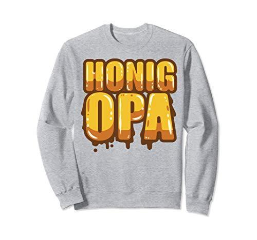 Imker Geschenk Honig Opa Imkern Sweatshirt