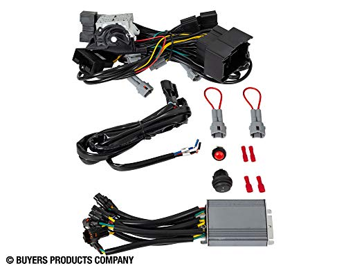 Buyers Products 8890500 Hideaway LED Strobe Conversion Kit