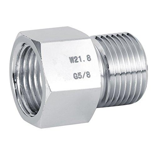 Convertidor de conector adaptador de cilindro para regulador de CO2 Acuario Equipo de depósito de Pez 4 tamaños
