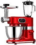 Aifeel Robot de cocina de 7 litros, amasadora, 8 en 1, multifunción, con 3 herramientas para...