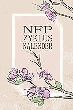 NFP Zyklus Kalender: Zyklustabellen zum Ausfüllen für die natürliche Familienplanung oder Verhütung | Basaltemperatur mess...
