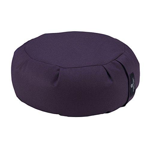 Hugger Mugger Zafu Meditation Cushion (Plum)
