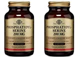 Phosphatidylserine 200mg - 60 - Softgel - 2 Bottles