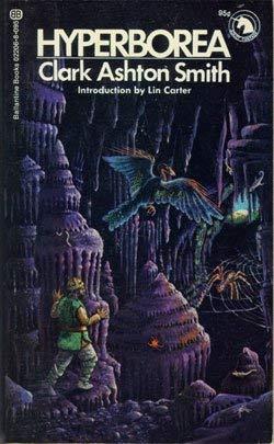 Hyperborea 0345022068 Book Cover