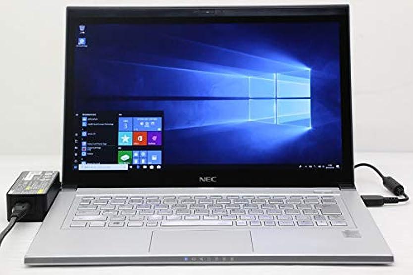 同化する企業困難【中古】 NEC PC-VK16TGVEH Core i5 4200U 1.6GHz/4GB/128GB(SSD)/13.3W/FHD(1920x1080) タッチパネル/Win10