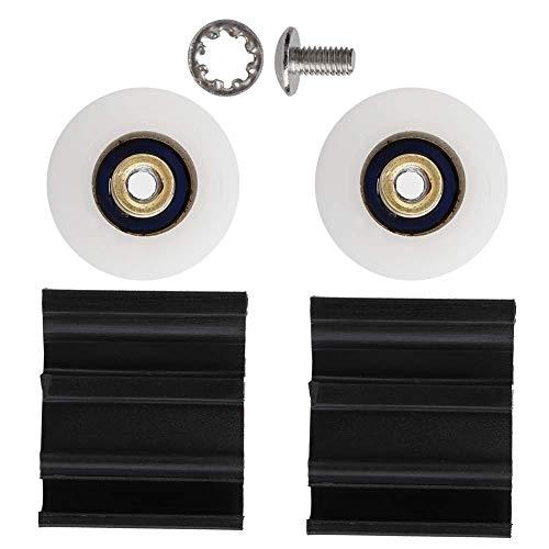 OKBY 22mm Halls Greenhouse Door - Halls Greenhouse Door Wheel Replacement Kits
