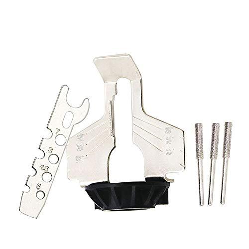 ELECTRONIC-MEI zaaggereedschapsset, voordelig, zaagketting, boormachine, accessoires voor elektrische motor