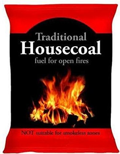 Traditional House Coal 20 KILO Fuel For Opens Fires Fast Postage