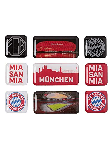 FC Bayern München Magnet-Set 9-TLG.