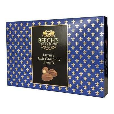 luxury milk chocolate brazils 145g Luxury Milk Chocolate Brazils 145g 41pRQimeMTL