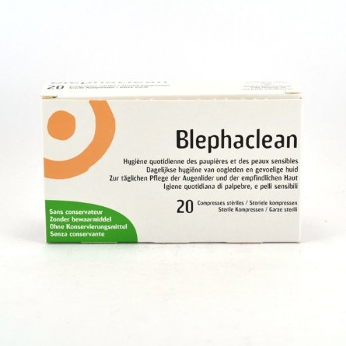Blephaclean Kompressen - 20st