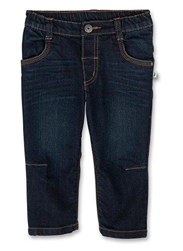 Sanetta Baby - Jungen Jeans 123780, Gr. 86, Schwarz (Vintage 9454)
