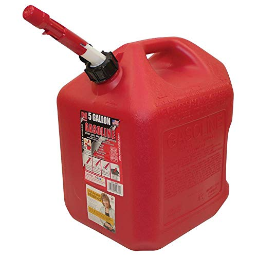 Midwest Can (MWC5600) 5 Gallon Auto Shutoff Gasoline Can