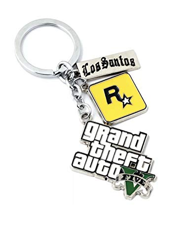 Liz Collection inspired by Game Grand Keychain Theft Auto