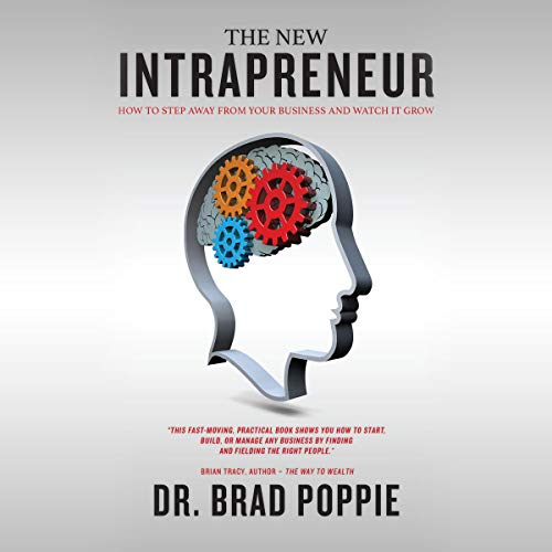 The New Intrapreneur cover art