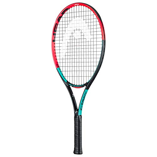 HEAD Gravity 25, Racchette da Tennis Unisex Bambino, Multicolore, 8-10 anni