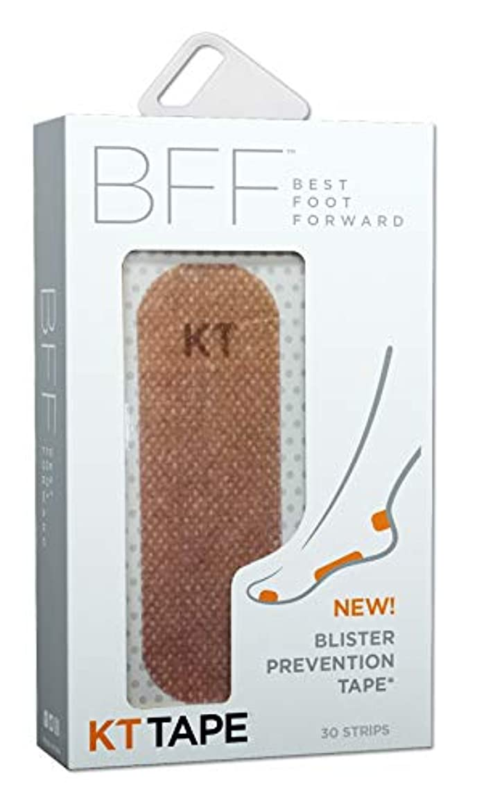 KT Tape BFF Blister Prevention Tape, Friction-Reducing, Thin, Flexible, Breathable, 30 Precut 3.5 Inch Strips