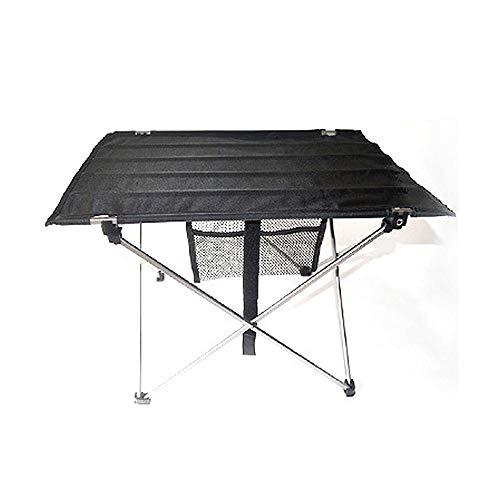 GRANDLIN Campingtisch / Strandtisch aus Aluminium, tragbar, zusammenklappbar