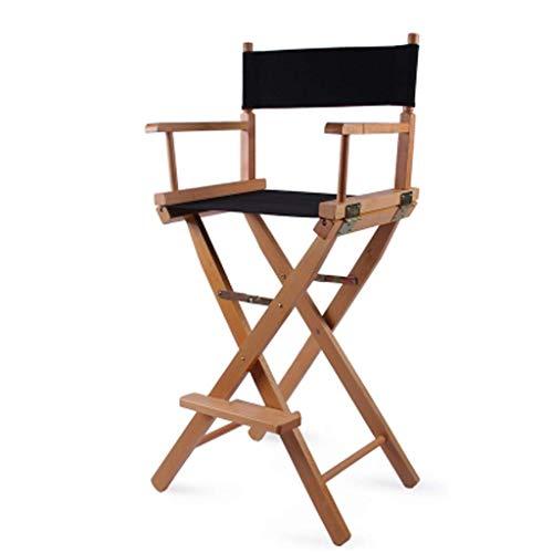 Muebles para el hogar Silla Plegable portátil丨Silla de Directortelescópica de Maquillaje con...