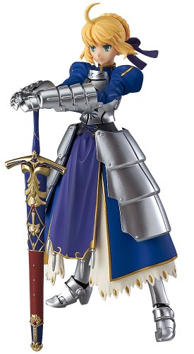 Good Smile Fate/Stay Night: Saber Figma 2.0 Action Figure (Best Place To Sell Collectible Plates)