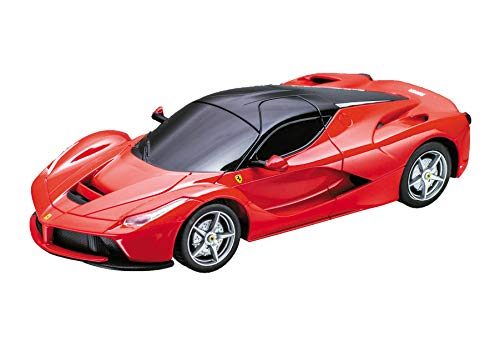 Mondo Motors Abney and Teal Véhicule-Ferrari Radio Commandé-Echelle 1/24 Eme, 63278