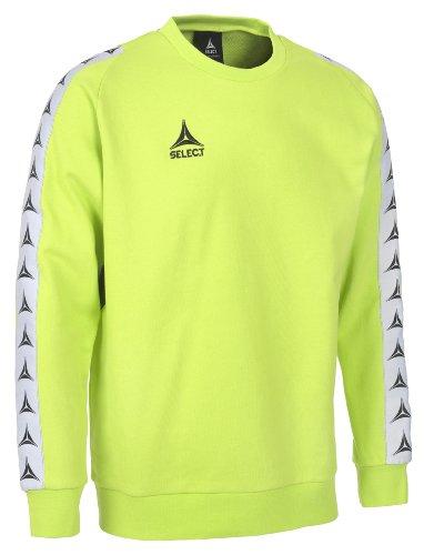 SELECT Sweatshirt unisexe Handball Vert Light Taille XXL
