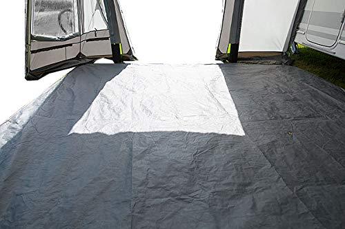 dwt Zeltboden für Teilzelt Garda Air/Junior Air Zubehör wasserdicht Bodendecke