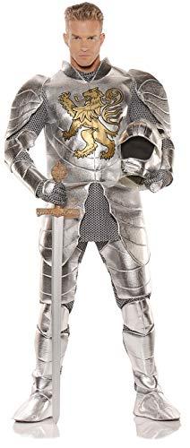 Knight in Shining Armor Mens Plus Size Costume, XXLarge