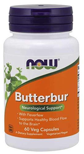 Butterbur 60 VegiCaps (Pack of 2)