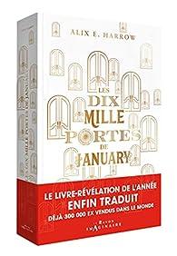 Les dix mille portes de January par Harrow