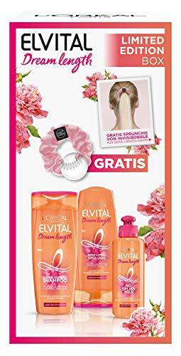 L'Oréal Paris Elvital Dream Length Geschenkset, 550 g