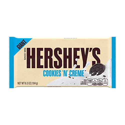 Hershey's Cookies And Creme Giant Bar (184 g)